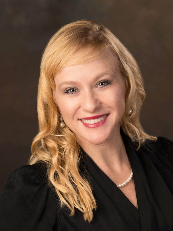 Alana Listoe, Community Relations Director